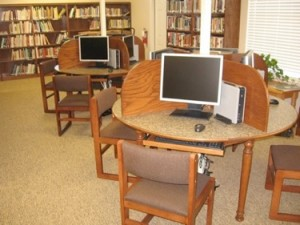 Kerens Library Services