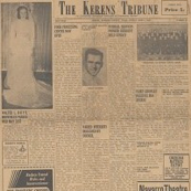 Kerens Tribune on UNT's Portal to Texas History