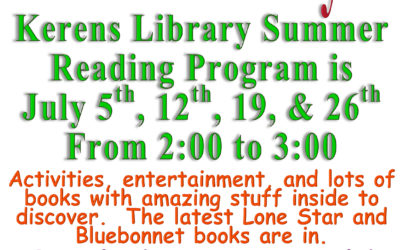 Summer Reading Program 2017